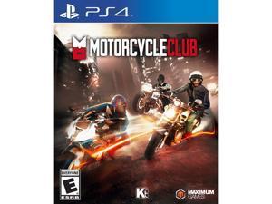 Motorcycle Club PlayStation 4