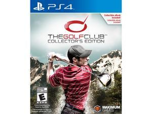 The Golf Club Collector's Edition PlayStation 4