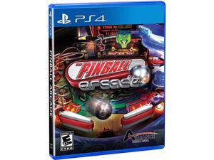 The Pinball Arcade PlayStation 4