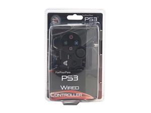 Arsenal PS3 wired controller - Black