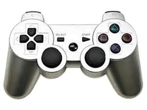 Arsenal PS3 wired controller - Silver