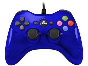 Arsenal PS3 Wired Controller Chrome Blue
