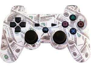 Arsenal PS3 Bluetooth Controller Pro - White