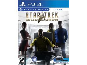 Star Trek: Bridge Crew VR - PlayStation 4