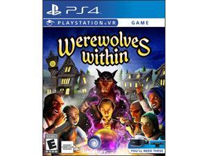 Werewolves Within VR - PlayStation 4