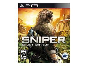 Sniper: Ghost Warrior Playstation3 Game City Interactive