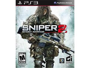 Sniper: Ghost Warrior 2 Playstation3 Game City Interactive