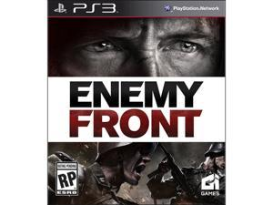 Enemy Front Playstation3 Game City Interactive