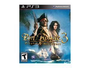 Port Royale 3 Playstation3 Game Kalypso