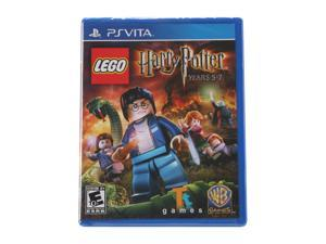 Lego Harry Potter Years 5-7 PS Vita Games Warner Bros. Studios