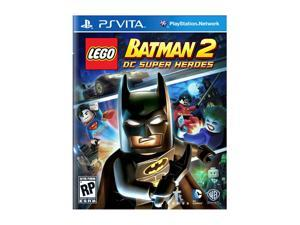 Lego Batman 2: DC Super Heroes PS Vita Games