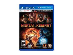 Mortal Kombat PS Vita Games Warner Bros. Studios