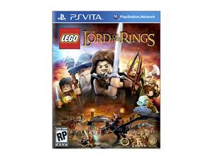 LEGO Lord of the Rings PS Vita Games Warner Bros. Studios