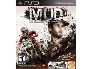 Mud - Fim Motorcross World Championship Playstation3 Game