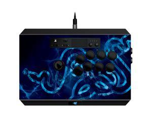 Razer Panthera Arcade Stick - Fully Mod-Capable - Internal Storage Compartments - PlayStation 4