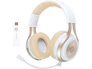 LS30 Wireless Stereo Over-the-Ear Gaming Headset for PlayStation 4, Xbox One and Select Mobile Devices - White