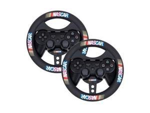 dreamGEAR Nascar Game Wheel Twin Pack