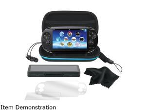 DreamGEAR Playstation Vita 7 in 1 Starter Kit