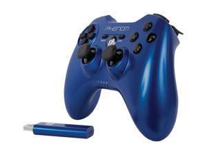 dreamGEAR PS3 Phenom Wireless Controller Blue