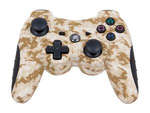 dreamGEAR PS3 Shadow 6 Wireless Controller Camo