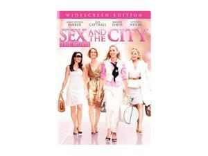 Sex and the City - The Movie  (DVD / WS / 16:9) Sarah Jessica Parker&#59; Kristin Davis&#59; Kim Cattrall&#59; Cynthia Nixon&#59; Jennifer ...