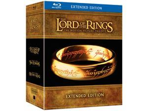 Lord of the Rings: The Motion Picture Trilogy (Blu-ray/WS) Elijah Wood, Viggo Mortensen, Ian McKellen
