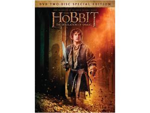 The Hobbit: The Desolation of Smaug (DVD) Martin Freeman, Ian McKellen, Lee Pace, Ian Holm, Luke Evans