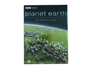 Planet Earth: The Complete BBC Series (2007 / DVD) David Attenborough