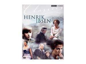 Henrik Ibsen: The Collection (DVD / WS /  Box set / ENG) Anthony Hopkins, Denholm Elliott, Ingrid Bergman, Michael Redgrave, ...