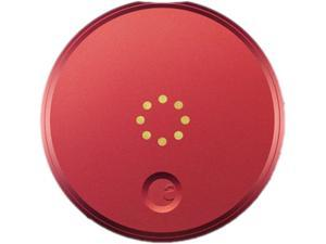 August Smart Lock - ASL-4 Keyless Home Entry with Your Smartphone, Red