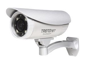 TRENDnet TV-IP322P 1280 x 1024 MAX Resolution SecurView Pro PoE Day/Night w/BNC Port Outdoor Outdoor IP Camera
