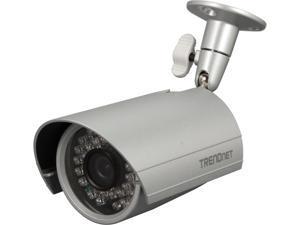 TRENDnet TV-IP302PI 1280 x 800 MAX Resolution PoE Day / Night w/ BNC Port Outdoor IP Camera