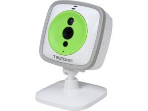 TRENDnet TV-IP743SIC Day/Night, Built-in 2 Way Audio WiFi Baby Camera