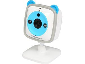 TRENDnet TV-IP745SIC Wi-Fi HD 720P Built-In Thermometer 2 Way Audio Baby Camera