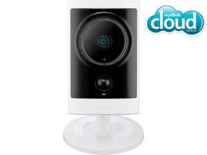 D-Link DCS-2310L Outdoor PoE Cloud IP Camera, 720P HD, Night Vision, Video Storage with microSD slot