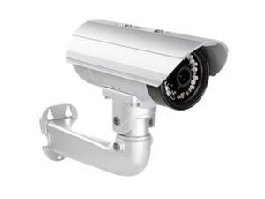 D-Link DCS-7413 Surveillance IP Camera, 2 Megapixel, PoE, Night Vision, Outdoor Bullet Camera, IP66