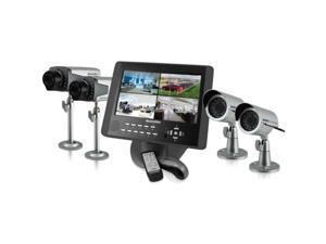 SecurityMan LCDDVR4-320 4 Channel Surveillance DVR