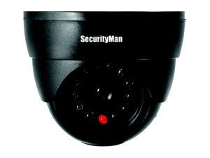 SecurityMan SM-320S Dummy Indoor Dome Camera w/ LED