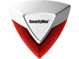 SecurityMan SM-005SR Indoor Siren IWATCHALARM White