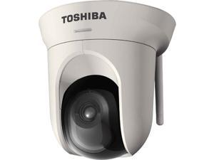 TOSHIBA IK-WB16A-W 1600 x 1200 MAX Resolution RJ45 Network Camera