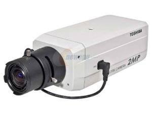 TOSHIBA WB30A-KIT15-50  IP Network Video Camera W/ Mpix Lens 15-50mm