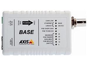 AXIS 5028-411 T8641 PoE+ OVER COAX BASE