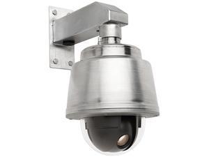 AXIS Q6045-S (0583-001) 1920 x 1080 MAX Resolution RJ45 PTZ Dome Network Camera (60Hz)