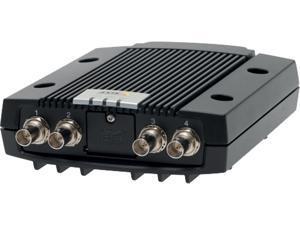 AXIS 0742-001 4 x BNC Q7424-R MKII Video Recorder H.264