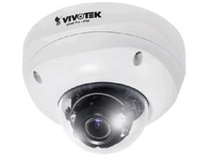 Vivotek FD8365EHV 1920x1080 (2MP) MAX Resolution RJ45 WDR Pro Smart IR 3DNR Smart Focus System IP66 IK10 Fixed Dome Network ...