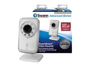 Swann SWADS-450IPC-US SwannSmart Wi-Fi Network Camera with Secure Cloud Storage