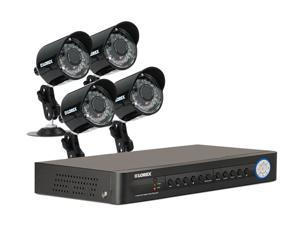 Lorex LH118501C4W 8 Channel H.264 Level Surveillance DVR Kit