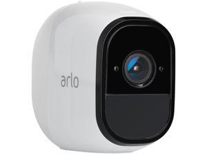 NETGEAR Arlo Pro Security Camera - Add-on Rechargeable Wire-Free HD Night Vision Indoor / Outdoor Security Camera with Audio (Base Station Not Included) - VMC4030-100NAS