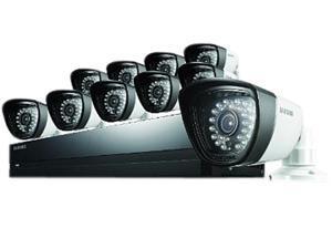 SAMSUNG SDS-P5102 16 Channel DVR Security System REC