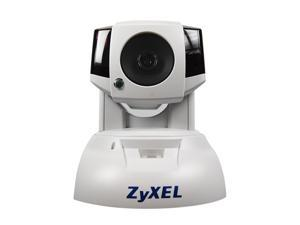 ZyXEL IPC4605N 1280 x 720 MAX Resolution RJ45 CloudEnabled Network Pan & Tilt Camera